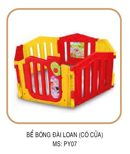 Bể bóng Đài Loan