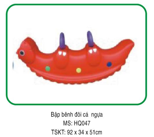 Bệp bênh đôi cá ngựa