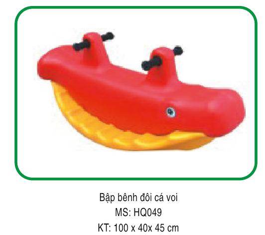 Bệp bênh đôi cá voi